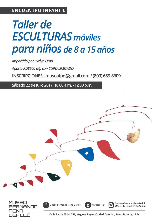 2017-07-22 Poster Taller infantil escultura móvil.jpg
