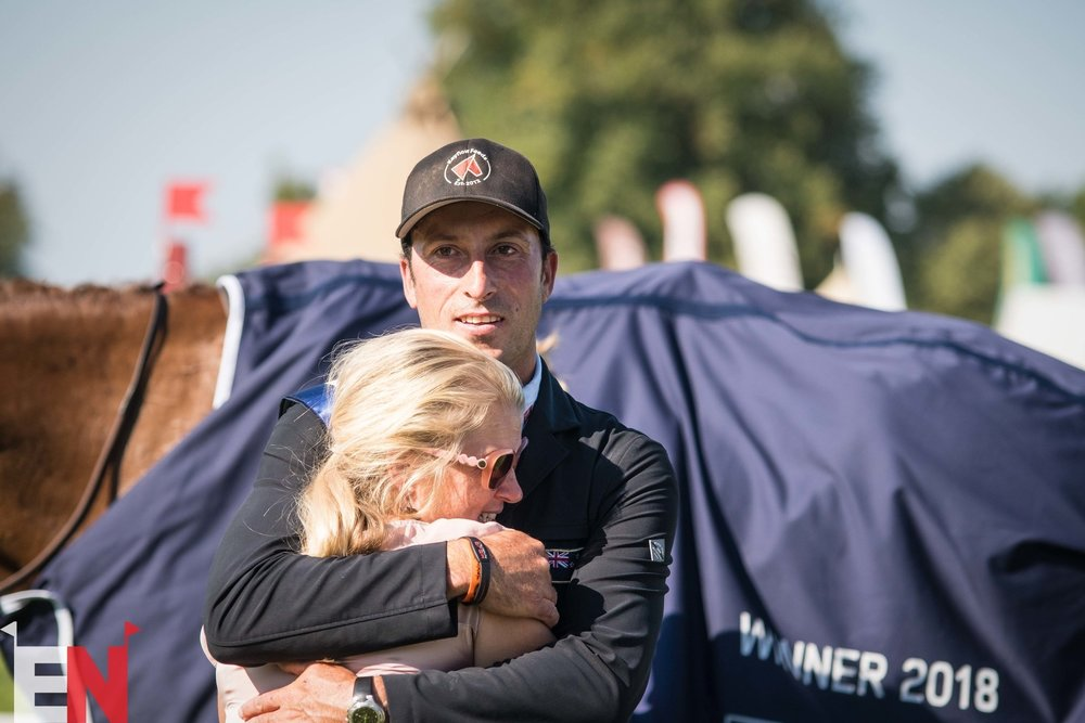 Tim Price Cashes in at Burghley