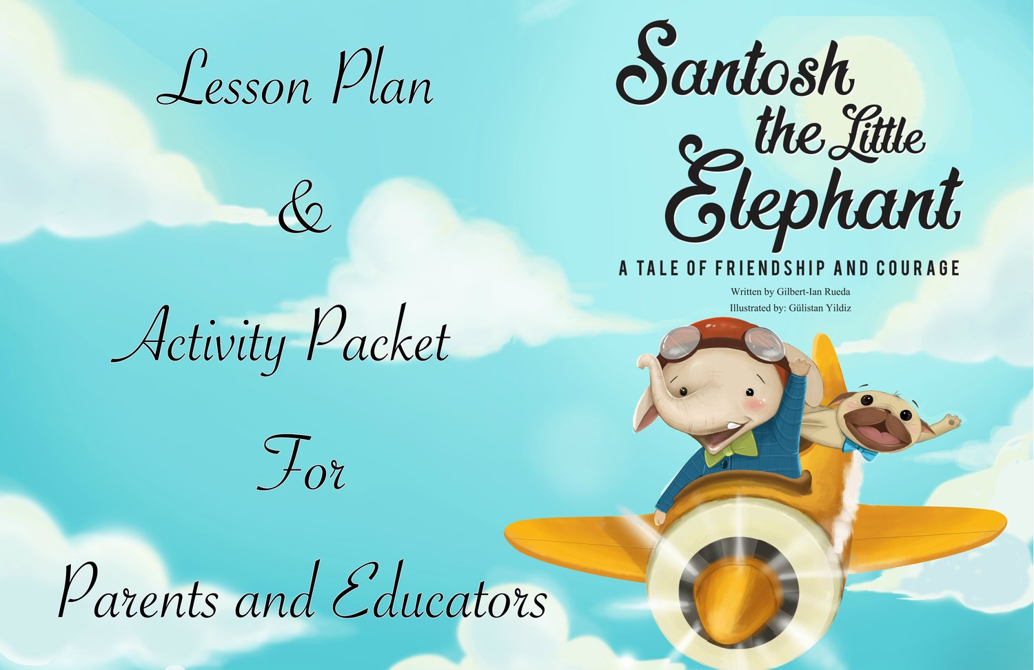 The Santosh Lesson Plan & Activity Packet