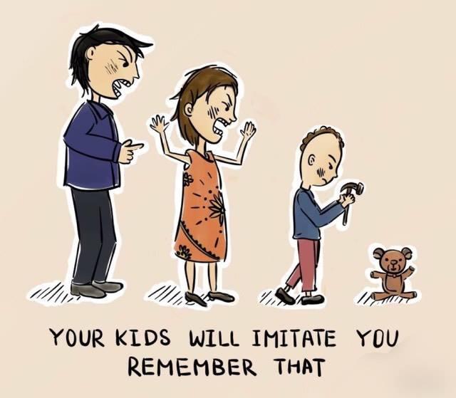 تجربه های بچه داری