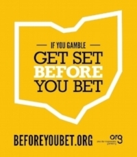 "GET SET BEFORE YOU BET    "" Get Set Before You Bet  is meant to provide education and to grow awareness of how to keep gambling fun for those who gamble and how to get help for those who need it."""