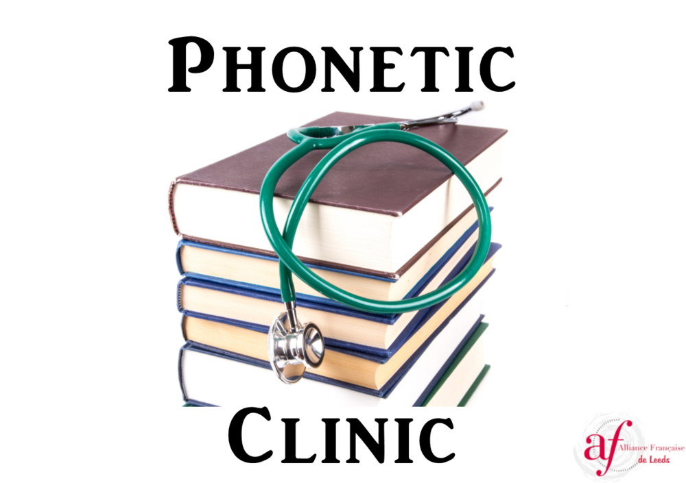 Phonetic Clinic - Join us to work on your pronunciation and speaking skills.On the 7th of June, 5:30pm-6:15pm@Carlton Hill Quaker House, WoodhouseMore details here