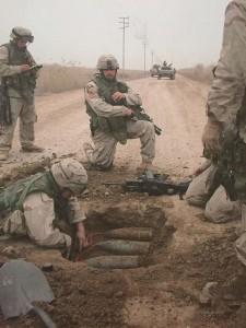 Steven Baldwin 1st Cavalry Division 2004
