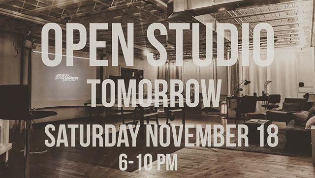 Stop by tomorrow and check out the new spot and some cool stuff in the works!