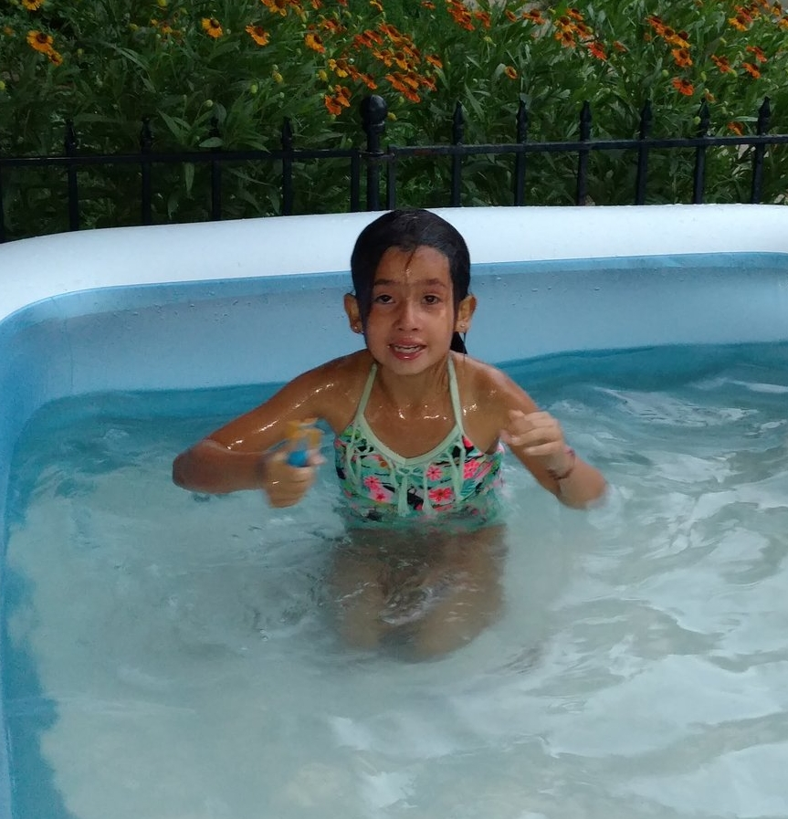 How To Keep The Kiddie Pool Water Clean All Summer Long The