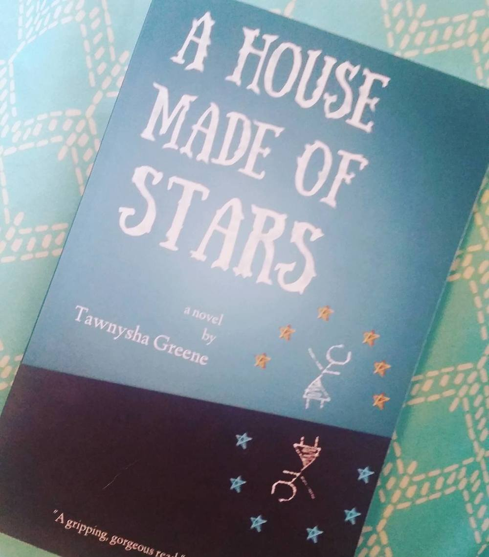 a house made of stars