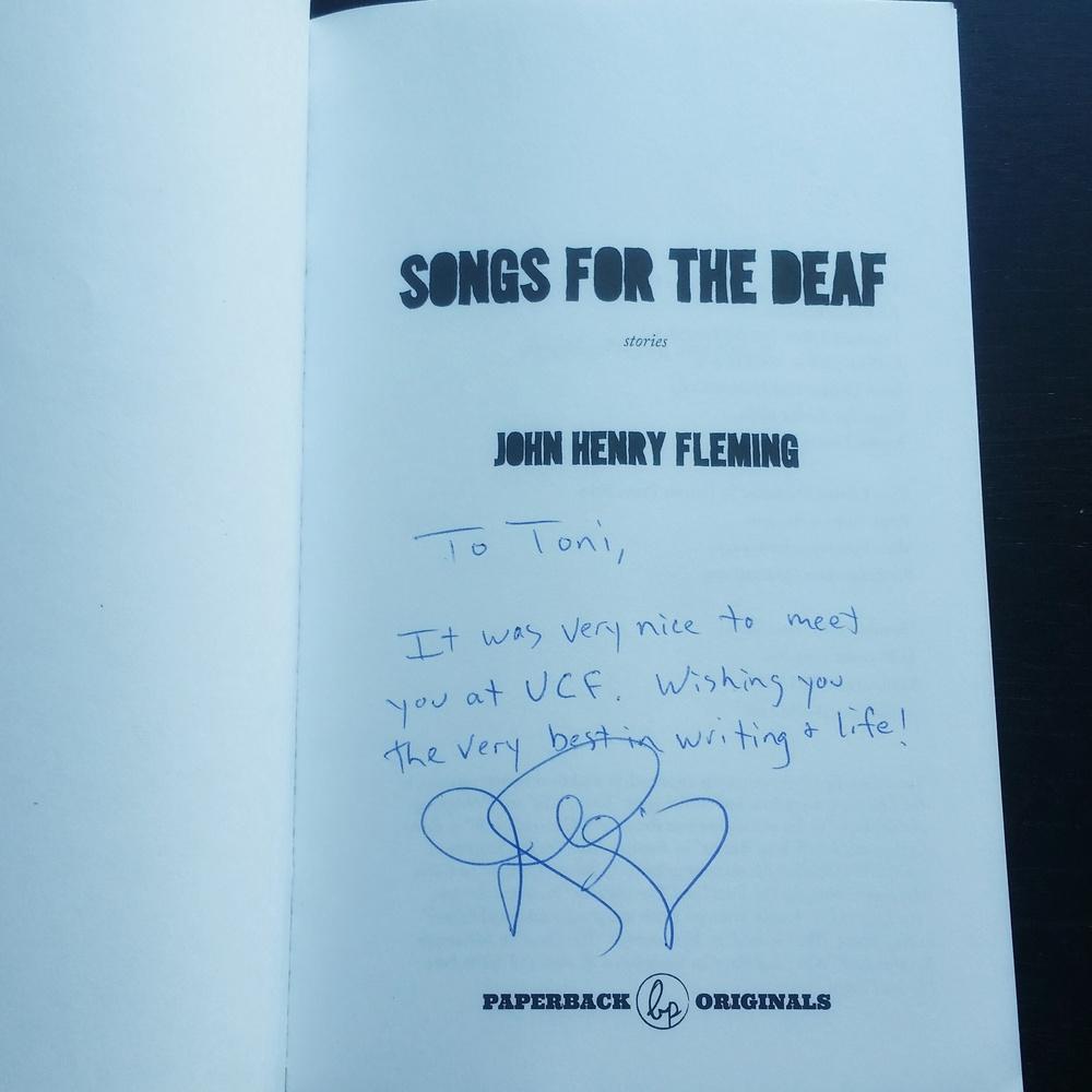 songsforthedeaf signed