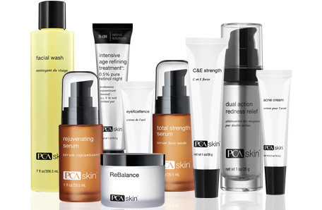 PCA Skin Certified Retailer