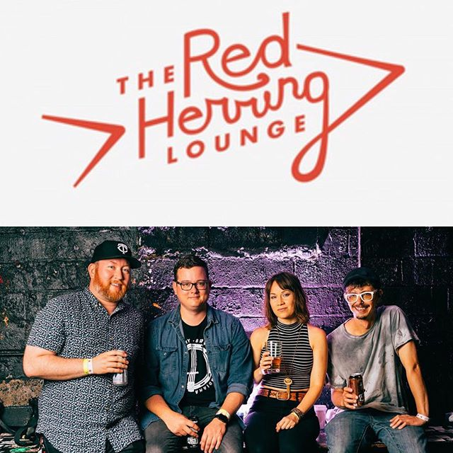 Tonight! At @redherringlounge in Duluth w/ @thetrappistines and Witch Watch! Music starts at 9!