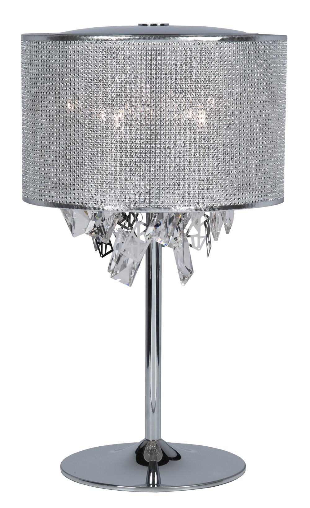 10002 | DIAMOND TABLE LAMP