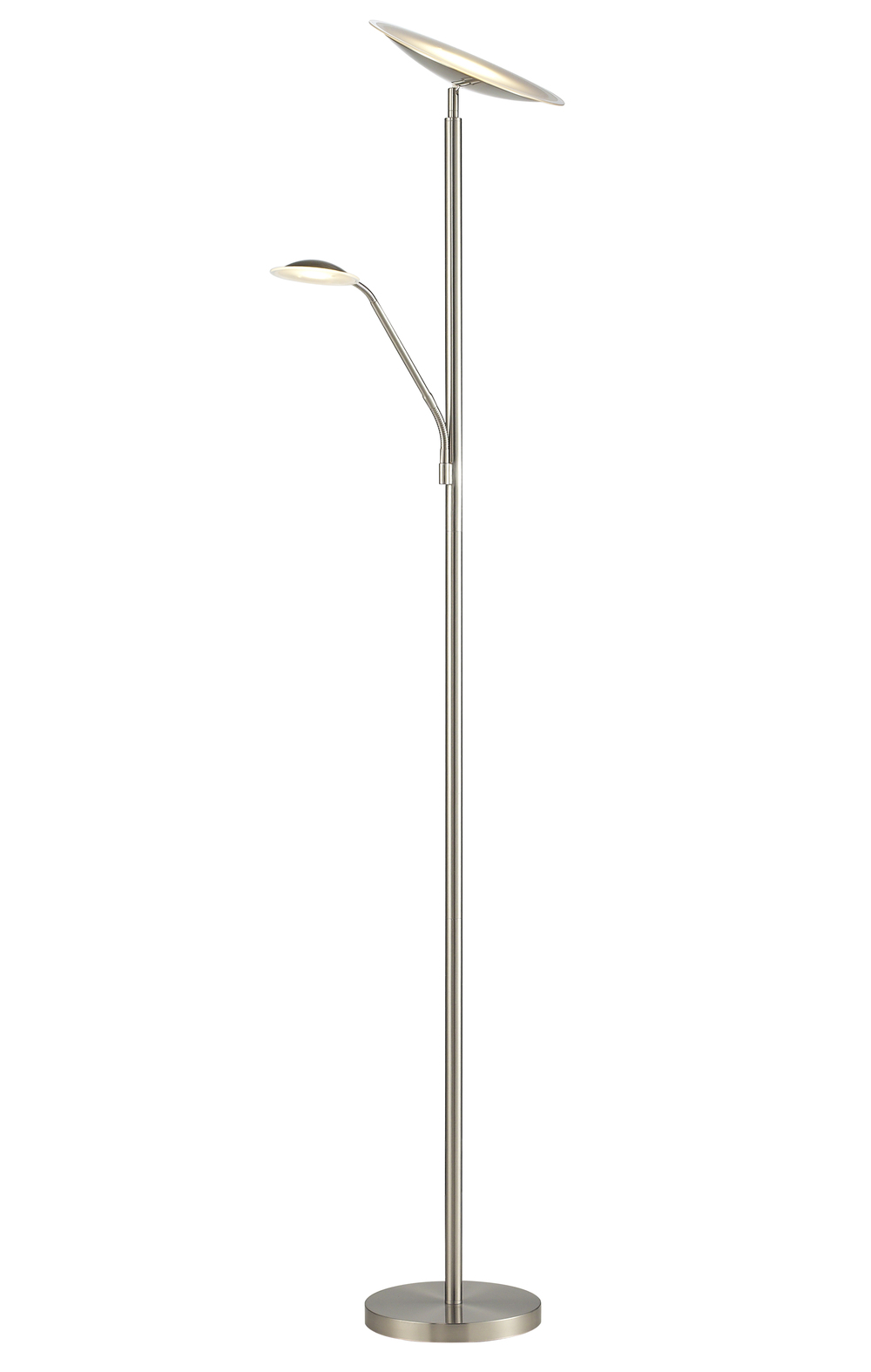 106023S | LED DUO FLOOR LAMP