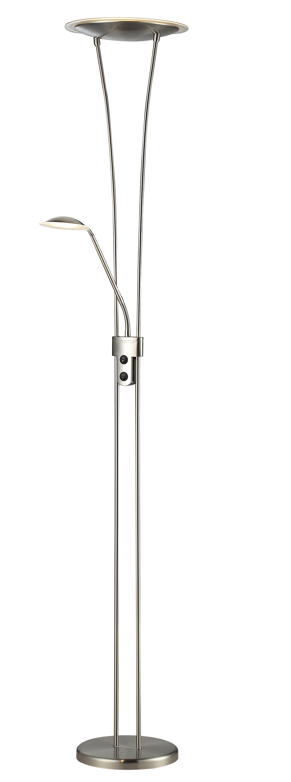105686 | LED DOUBLE DUTCH FLOOR LAMP