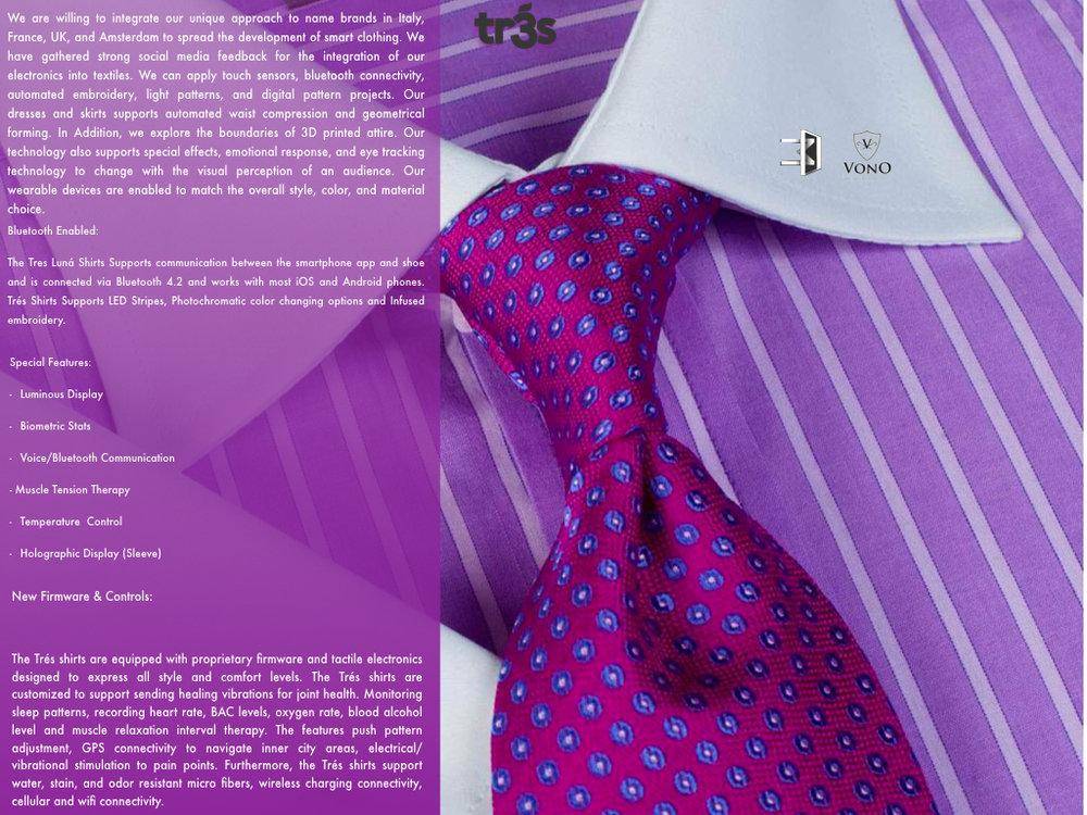 Trés Color Changing Textiles