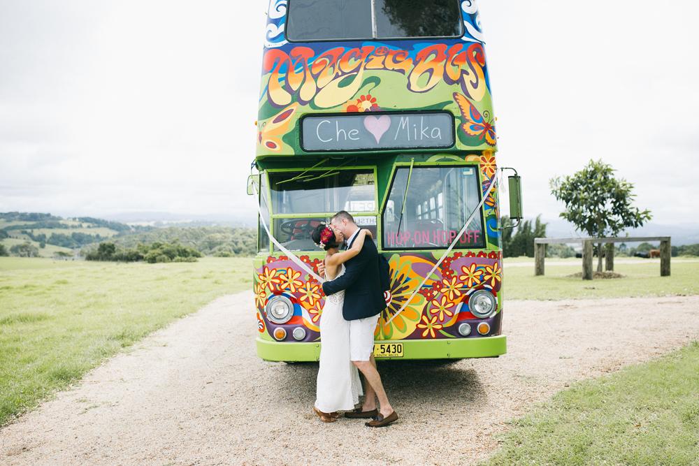 Magic Bus Byron Bay