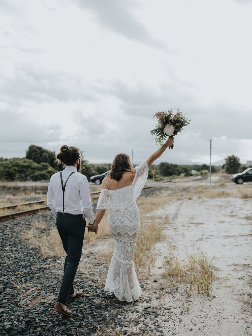 Lisa & Andrew - Byron Bay