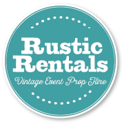 Rustic Rentals Event Prop & Decor Hire