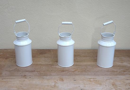 Ivory Milk Churn (X12) £2