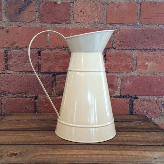 Cream Jug Available in Medium (X12) £2 and Large (X4) £3
