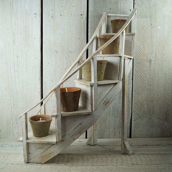 Staircase Display Stand £15