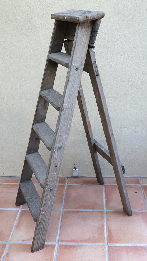 Vintage Step Ladder £15