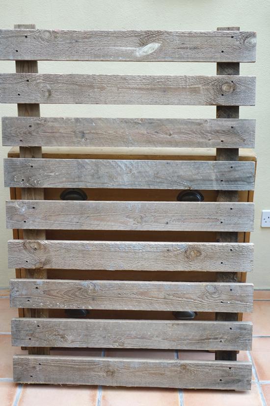 Rustic Wood Pallet £5
