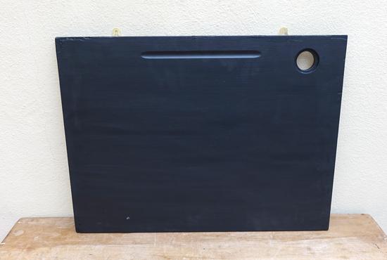 Old School Desk blackboard £10