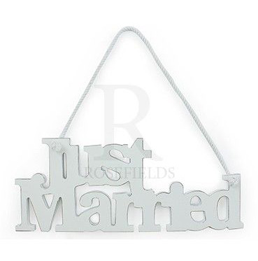 Just Married £2