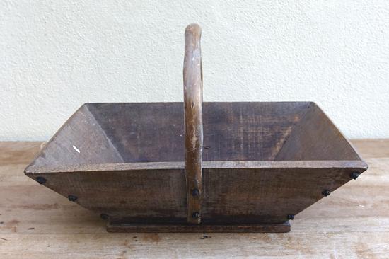 Vintage French Trug (X1) 25x35cm £5