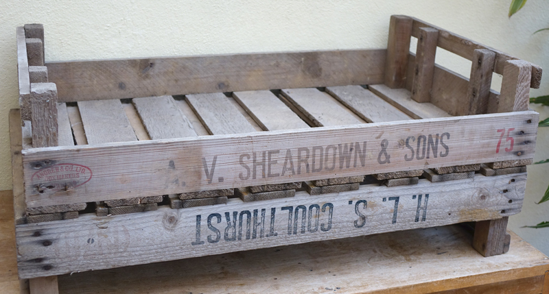 Large Sheardown & Sons Crate £3