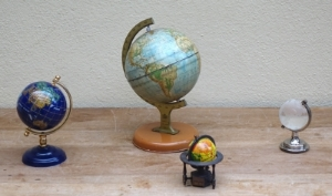 Selection of Globes from £4
