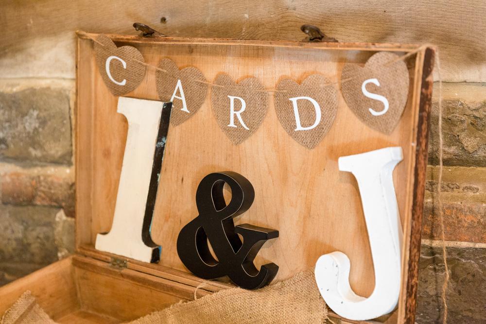 Vintage L & J Letters £2 each