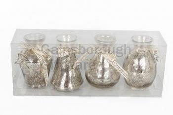 Mercury Bud Vases £1.50
