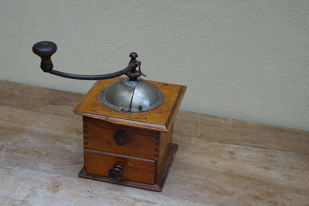 Vintage French Coffee Grinder £5