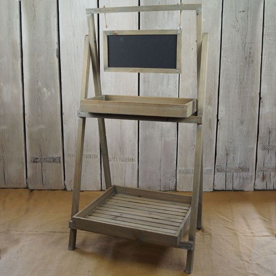 2 shelf display stand with blackboard.jpg
