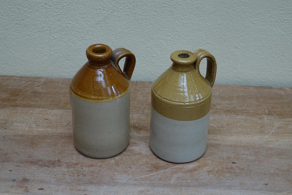 Vintage Cider Flagon