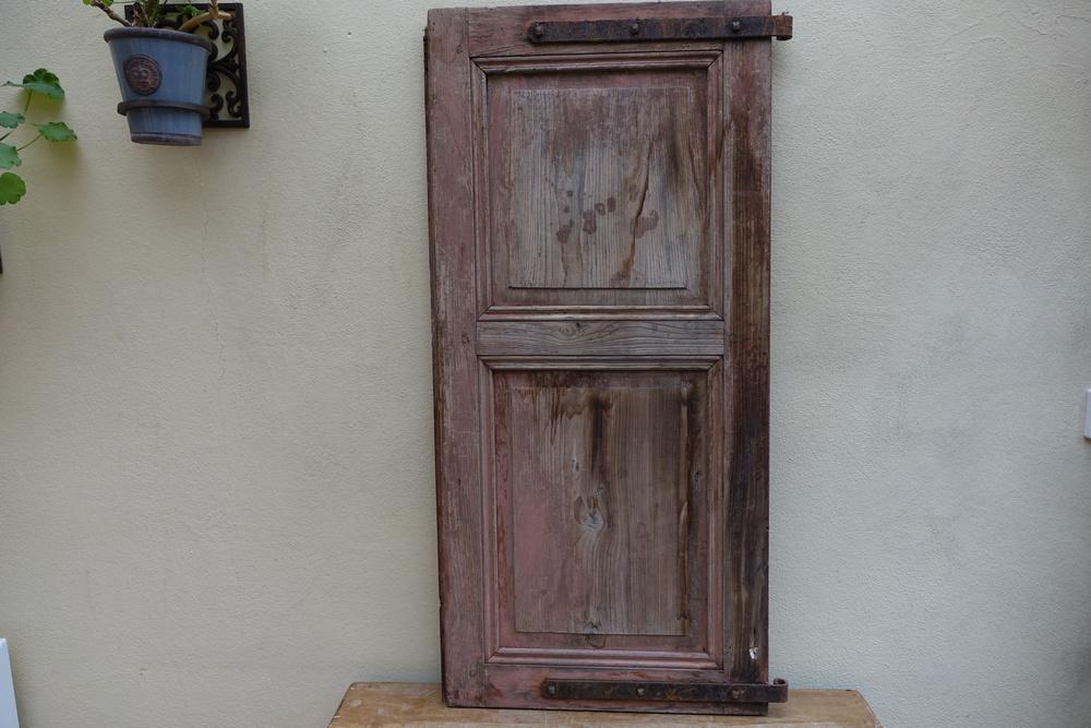 Pair Vintage Large Window Frames £25