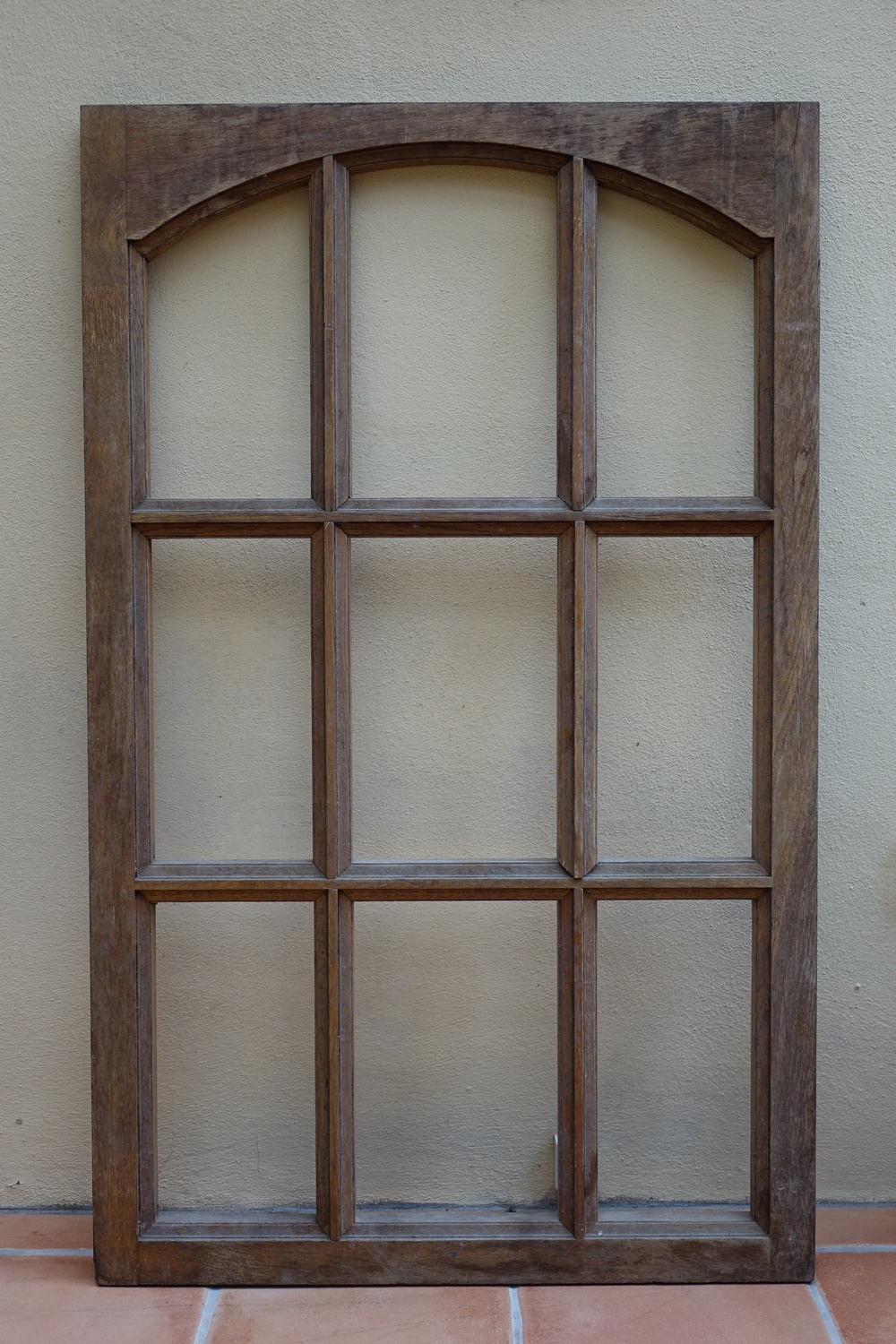 Vintage Large Window Frame