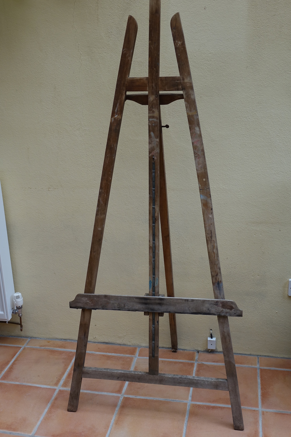 Vintage French Easel
