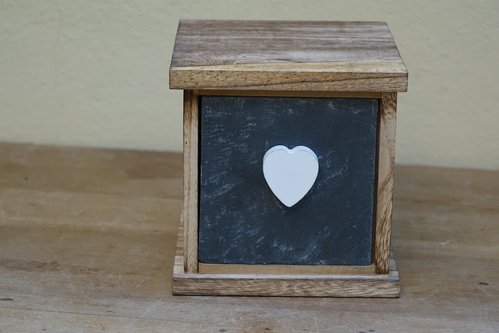Chalkboard Drawer Unit £1