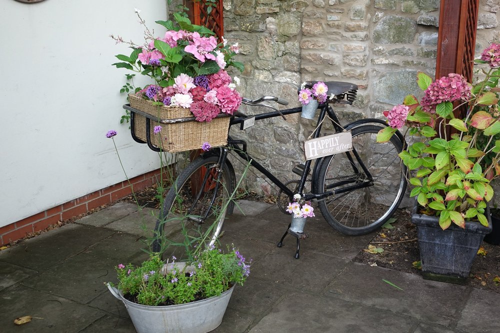 Vintage Bakers Bike £25
