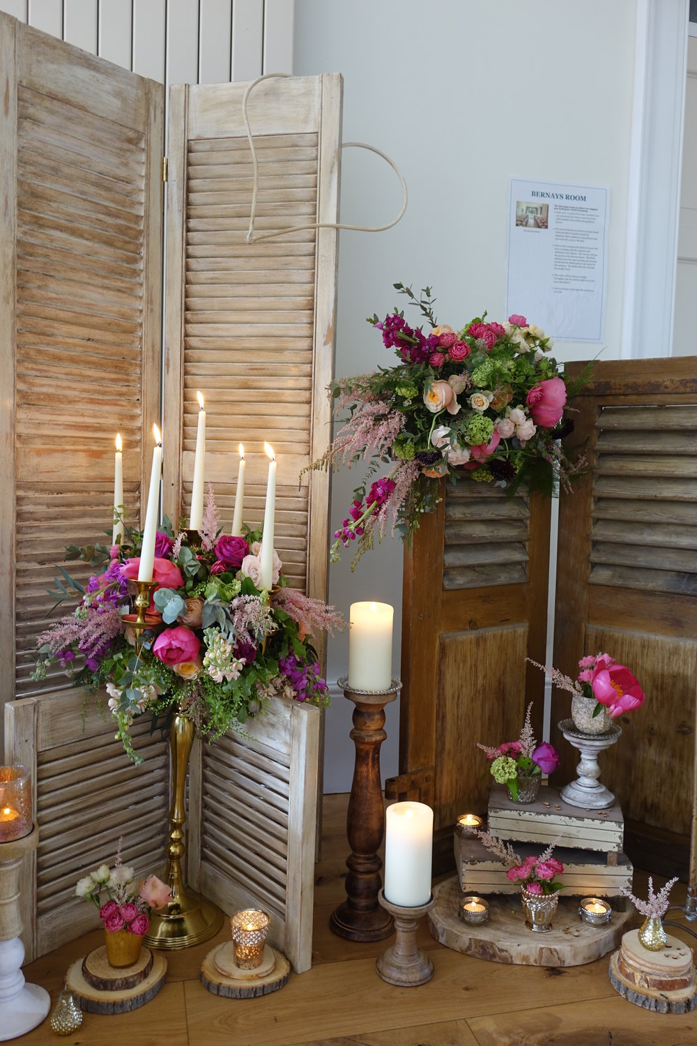 Vintage Shutters from £10.00