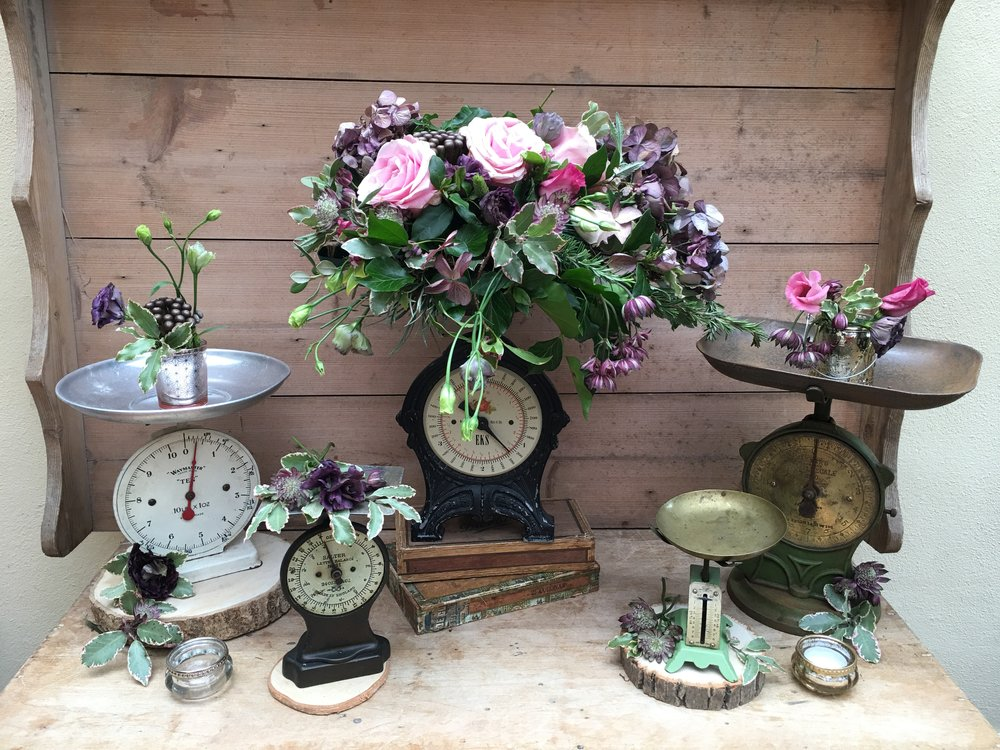 Vintage Scales from £4