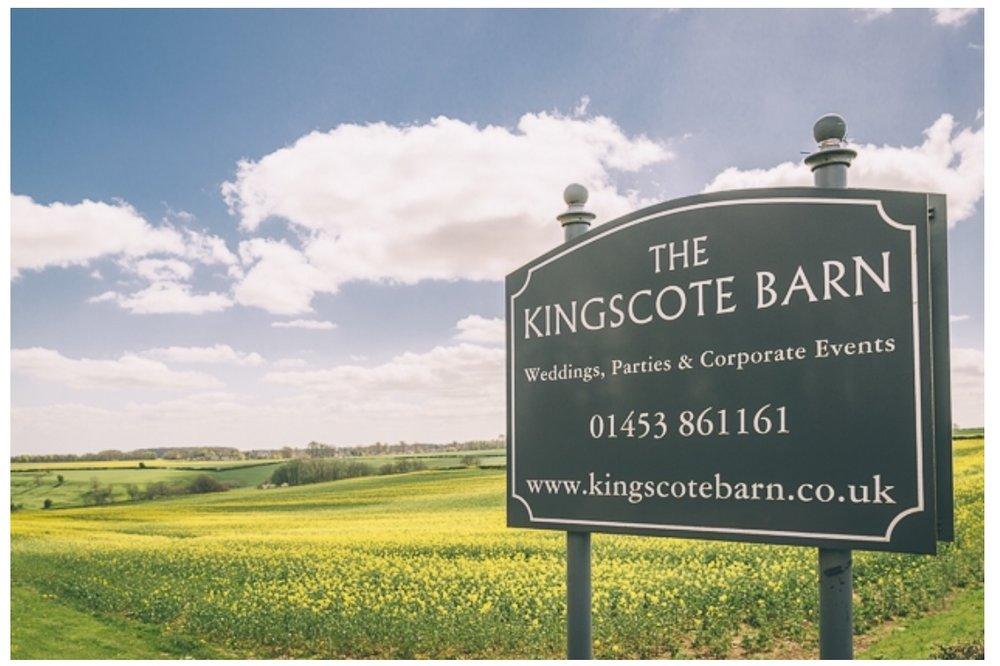 The Kingscote Barn, Tetbury