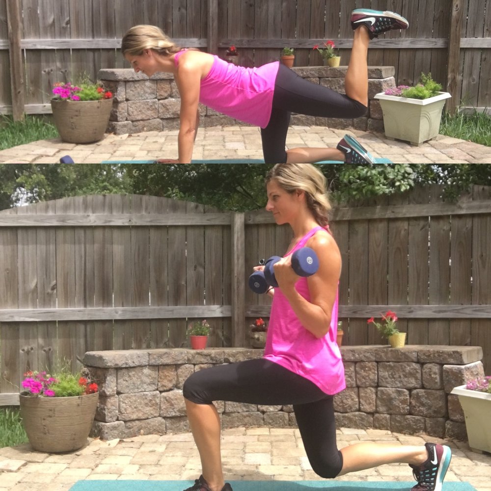 At Home Tone & Strengthen Workouts - Short & simple workouts that you can do anywhere