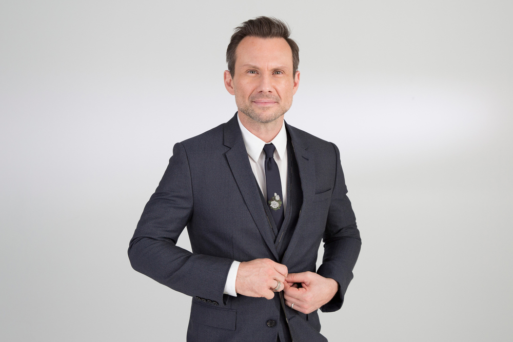 Christian Slater for GQ Video