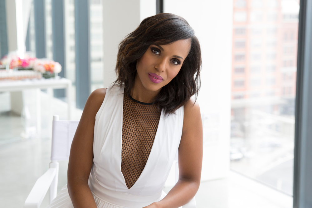 Kerry Washington for Teen Vogue Video