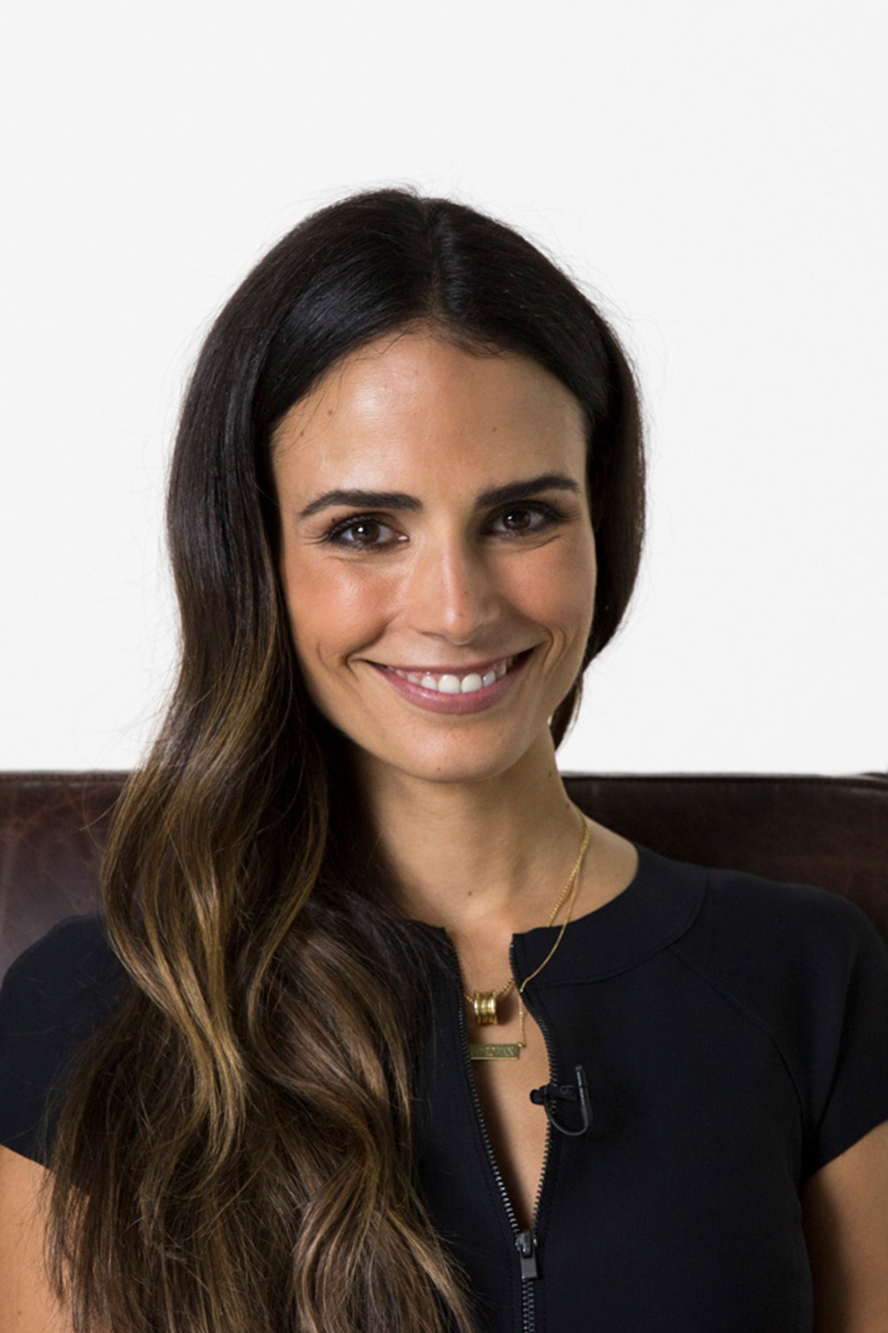 Portrait of Jordana Brewster for Glamour Magazine Video