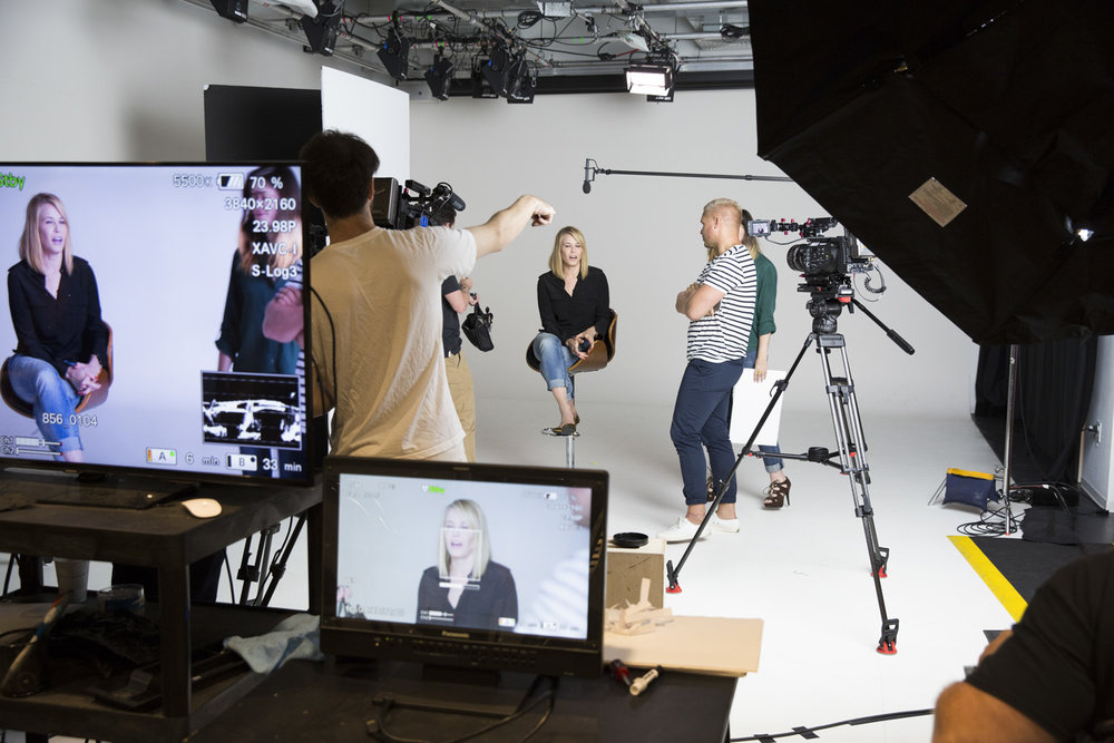 Behind the Scenes of Chelsea Handler for Vanity Fair Video