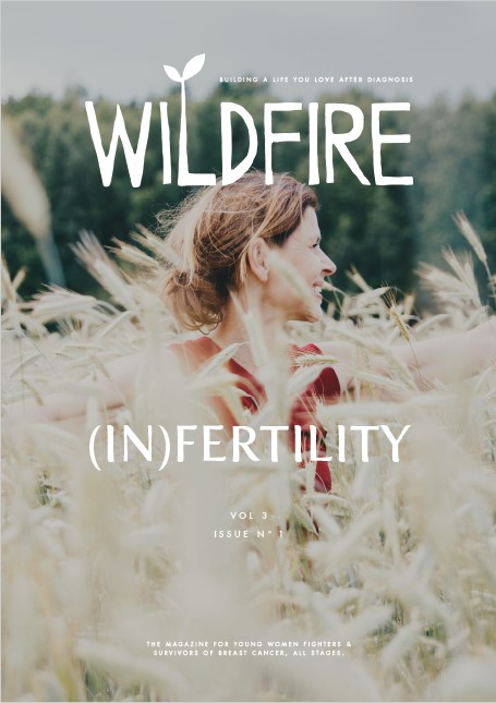 (IN)FERTILITY - Vol. 2, No. 5. Feb/Mar 2018Guest Editor: Melissa McAllisterFlipping the Fertility Coin by Claire DiCenzo | No by Melanie Childers | The Art of the Body: An Art Story by Marianne Duquette Cuozzo | My Truth by Shana Rains | Living in the Chaos of Forced Menopause by Natasha
