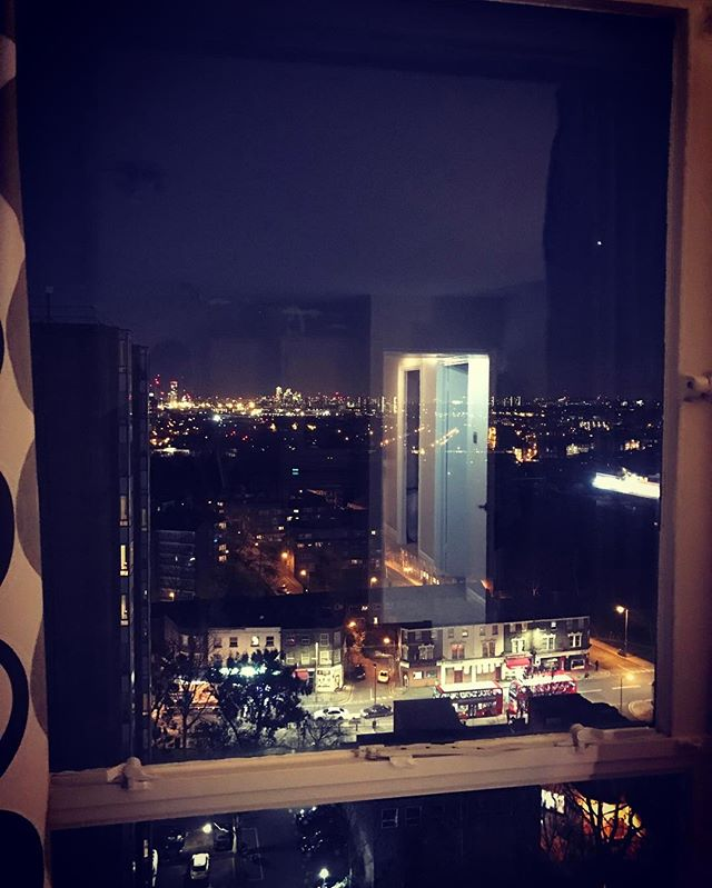 More work on the way  Welcometothehotel.com . . . . . . . #london #sky #nights